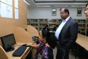 Computer Lab SRBS Management Institute