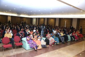 Culture function Hall SRBS Management Institute