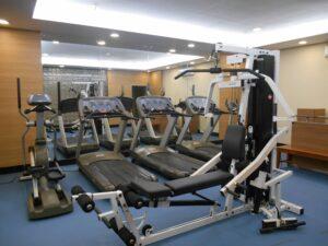 Gym SRBS Management Institute