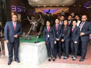 Corporate visit SRBS Architecture Institute