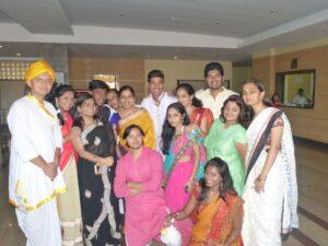 Navratri SRBS Architecture Institute
