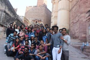 Study tour SRBS Architecture Institute