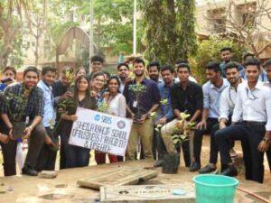 Tree Plantation SRBS Architecture Instituteh
