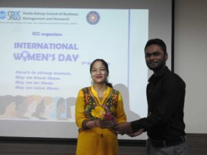 Women day SRBS Architecture Institute